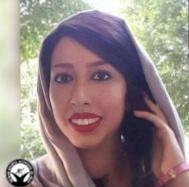 ifmat - Saba Kord-Afshari was arrested