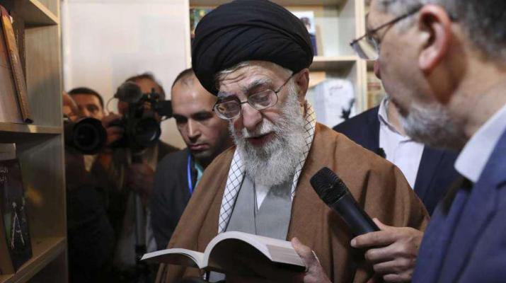 ifmat - Supreme Leader of Iran vows to resist new sanctions and rejects negotiations