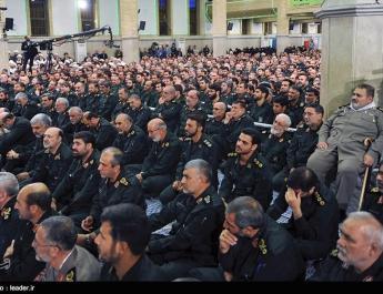 ifmat - Treasury designates IRGC commanders behind Iran destructive and destabilizing activities