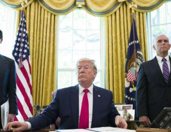 ifmat - Trump imposes new sanctions on Iran