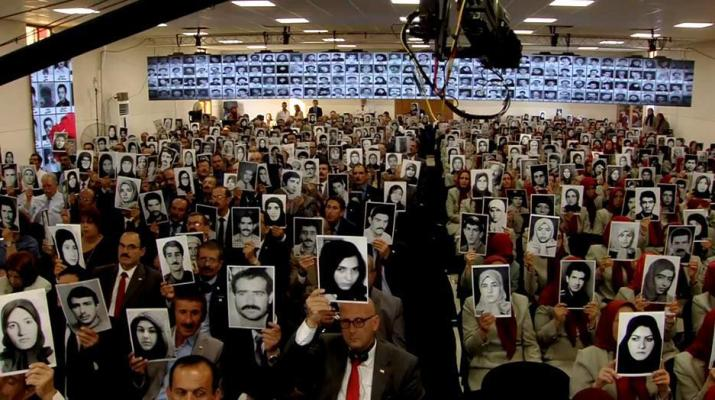 ifmat - 1988 Massacre of MEK members and other political prisoners brought to light