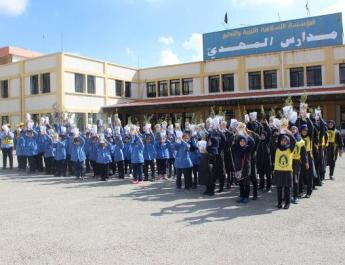 ifmat - Hezbollah operates networks of private schools