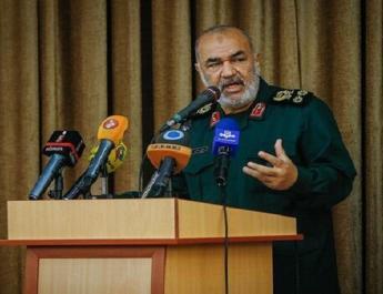 ifmat - IRGC chief says Iran destroyed United States