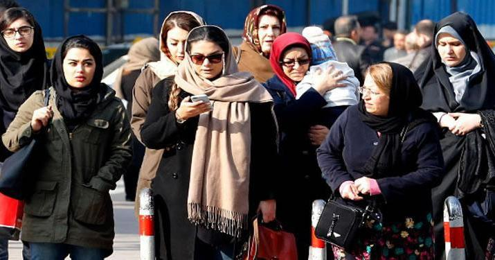 ifmat - Iran has stepped up the suppression of civil liberties