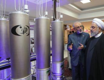 ifmat - Iran says it is raising uranium enrichment in breach of nuclear deal