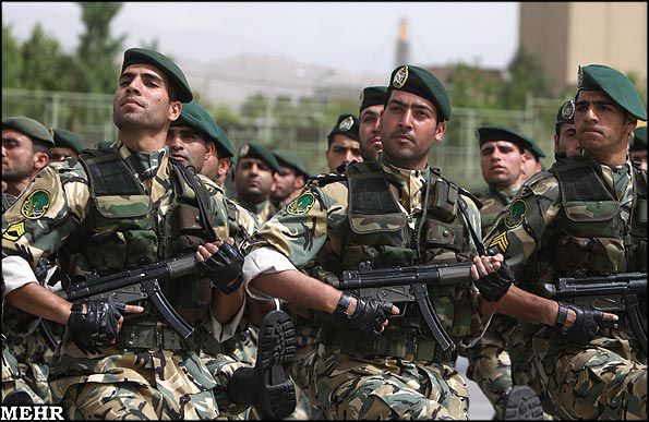 ifmat - Iranian Regime to unveil new armored military vehicle