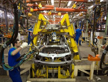 ifmat - Iranian carmaker resumes auto production in Syria
