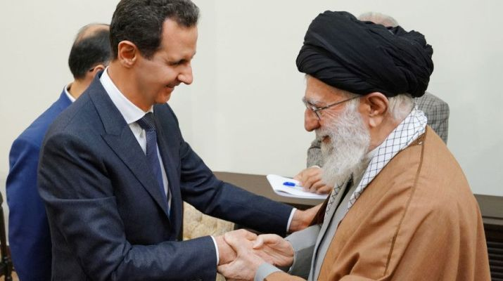 ifmat - Iranian official in Syria said that Israel does not have a future in the region