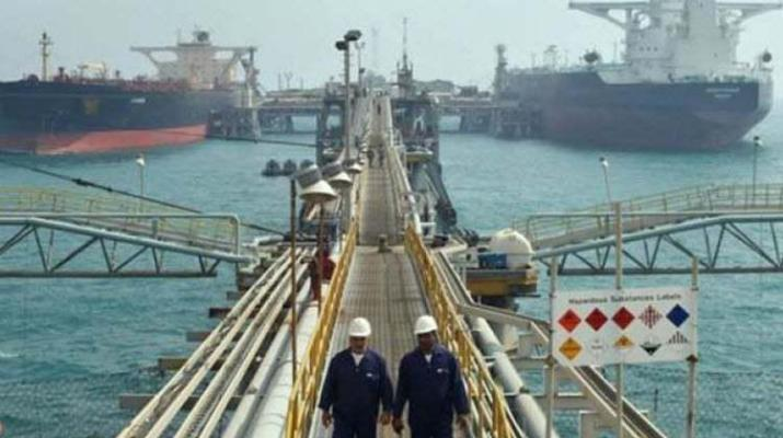 ifmat - Iranian oil exports to China is decreasing