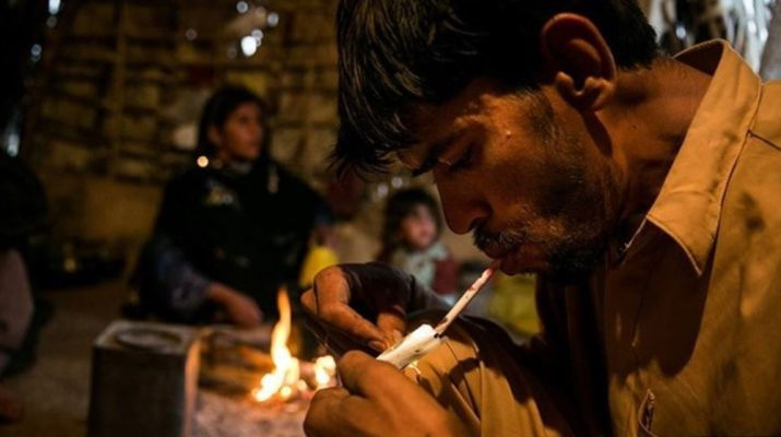 ifmat - Iranian use more than two tons of narcotics every day