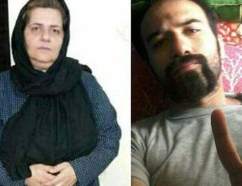 ifmat - Mother of Iranian political prisoner arrested and taken to unknown location