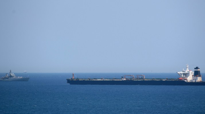 ifmat - Sharp rise in Iran crude oil shipments to Europe