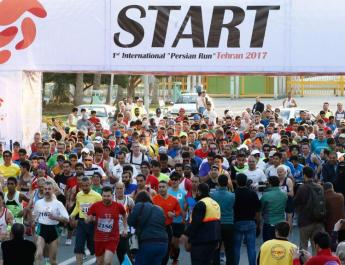ifmat - Tehran marathon official summoned to court for allowing women to run