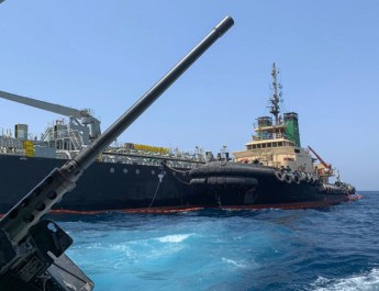 ifmat - UK experts blame Iran Regime for tanker attacks in Gulf