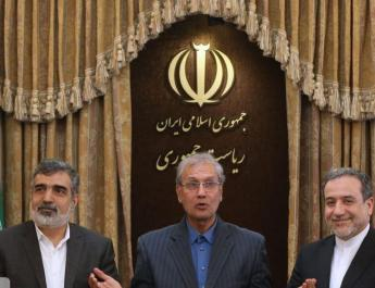 ifmat - West concerned over Iran boosting enrichment