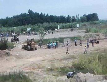 ifmat - Ali Khamenei military forces killed protesting people in Mahmoudabad-Mazandarun Province