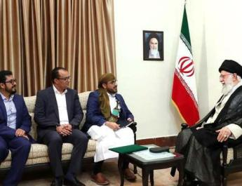 ifmat - British ambassador to Yemen denounced appointment of a Houthi ambassador to Tehran