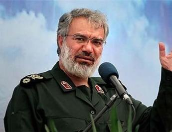 ifmat - Guards deputy commander says IRGC can secure the Gulf