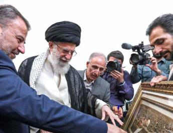 ifmat - Iran boosts aide to Hamas