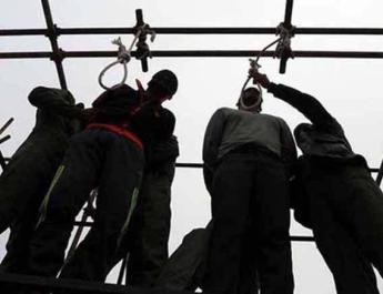 ifmat - Iran executes inmates in Mashhad central prison