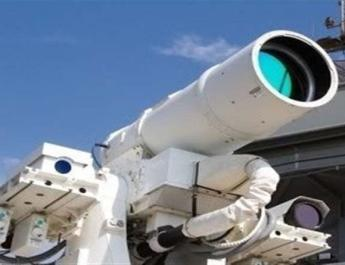 ifmat - Iran makes advanced laser cannons