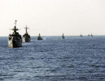 ifmat - Iran now using warships to escort their commercial ships