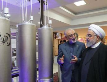 ifmat - Iran planning powerful new generation centrifuges to boost enrichment