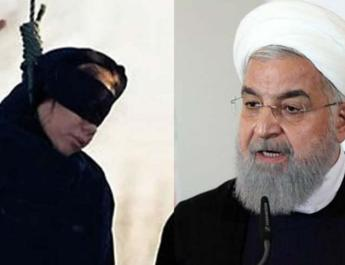 ifmat - Iran regime hangs 94th woman during Rouhani presidency