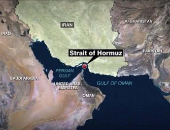 ifmat - Iran regime is jamming GPS signals in Strait of Hormuz