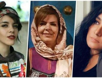 ifmat - Iran regime must free women held in prison over veil protests