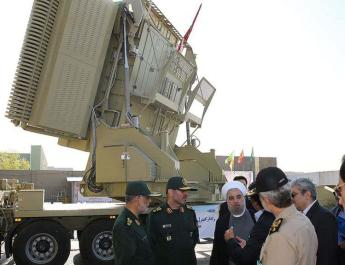 ifmat - Iran unveils a long range air defense system