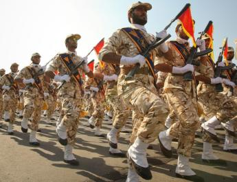 ifmat - Iranian Revolutionary Guard is the tip of Tehrans spear