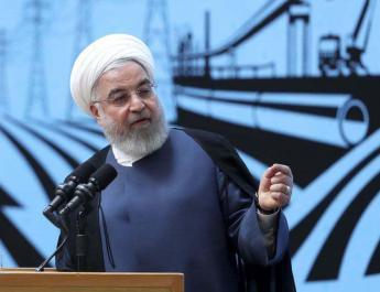 ifmat - Iranian president says no talks with US unless sanctions lifted
