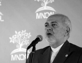 ifmat - Javad Zarif should be banned from Europe