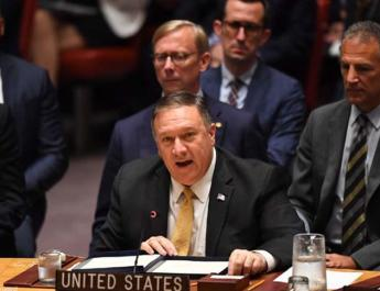 ifmat - Pompeo warns against Iranian countdown to terror