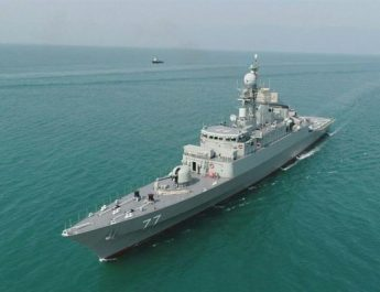 ifmat - Revived Iranian destroyer to be equipped with vertical launch missiles
