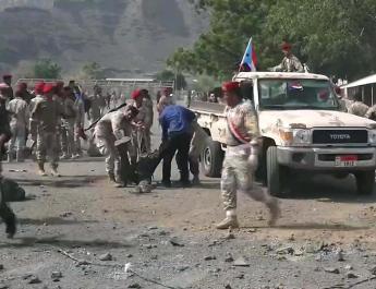 ifmat - Saudi envoy to Yemen blames Iran for attacks in Aden