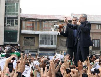 ifmat - Thousands in Iran sign petition to end house arrest of opposition leaders