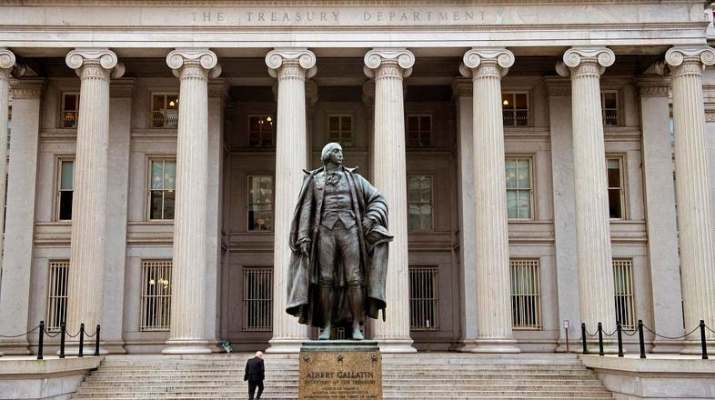 ifmat - US Treasury sanctions 4 Iran-linked financiers for moving funds to Hamas