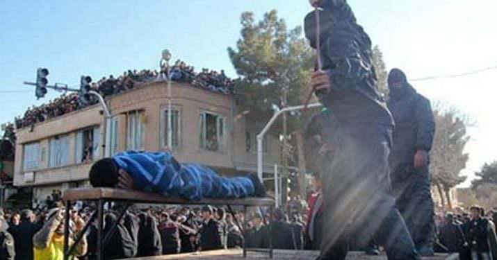 ifmat - 6 people sentenced to flogging in Iran