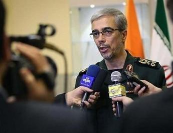 ifmat - Iranian Major General Hossein Baqeri to visit China