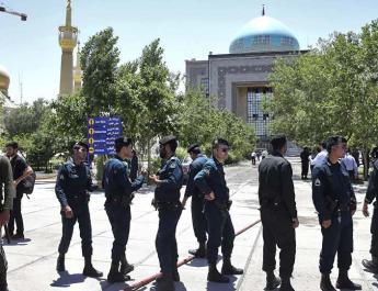 ifmat - Iranian-born Australian journalists says Iranian regime is rotten to the core