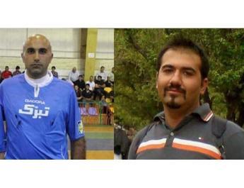 ifmat - Soheil Arabi and Haj Jaffar Kashani on hunger strike