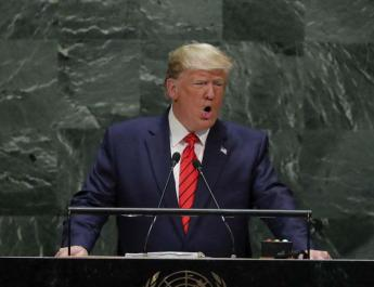 ifmat - Trump tells UN that Iran is one of the greatest security threats