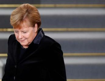 ifmat - Angela Merkel mocks holocaust due to Iran support