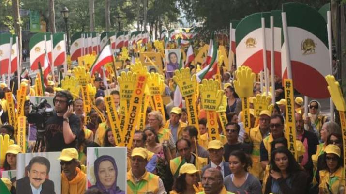 ifmat - Demonization campaign began in Iran against the opposition MEK