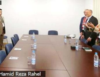 ifmat - German MPs met with Iranian who called for destruction of Israel