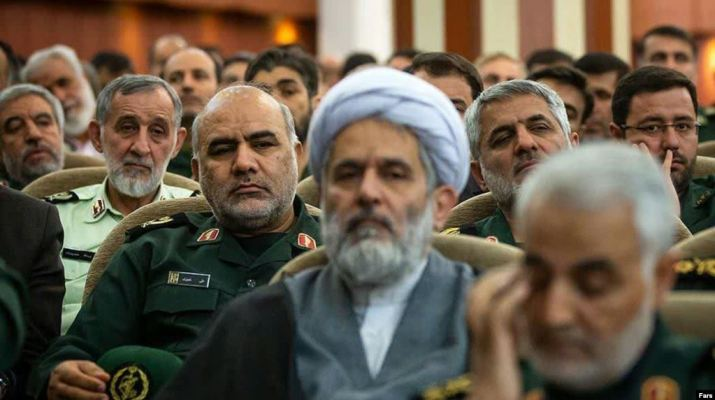 ifmat - Insiders accuse IRGC intelligence chief of corruption