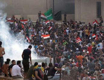 ifmat - Iran-backed militias deployed snipers in Iraq protests