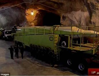 ifmat - Iran regime has underground tunnels for arms caches